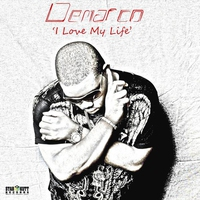 Cover of the track I Love My Life - Single
