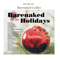 Couverture du titre Barenaked for the Holidays