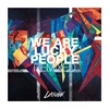 Cover of the album We Are Lucky People Remixed