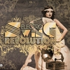 Cover of the album The Electro Swing Revolution, Vol. 1