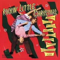 Couverture du titre Rockin' Little Christmas