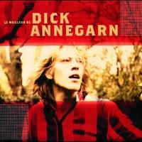 Couverture du titre Le Meilleur de Dick Annegarn