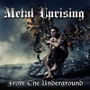 Couverture de l'album Metal Uprising From The Underground