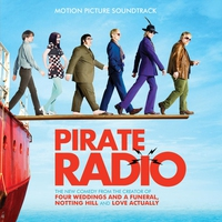 Cover of the track Pirate Radio (Motion Picture Soundtrack) [Deluxe Version]