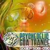 Couverture de l'album Goa Records Psychedelic, Goa Trance EP's 81-90