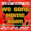 Couverture de l'album We Gone Home Riddim - EP