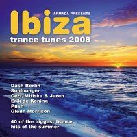 Cover of the track Ibiza Trance Tunes 2008