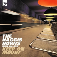 Cover of the track Keep On Movin'