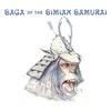 Cover of the album Saga of the Simian Samurai