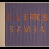 Couverture de l'album Gilbertos Samba