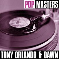 Cover of the track Pop Masters: Tony Orlando & Dawn