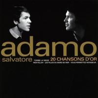 Couverture du titre 20 chansons d'or