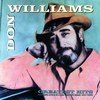 Couverture de l'album Don Williams: 20 Greatest Hits