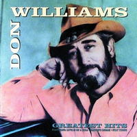 Cover of the track Don Williams: 20 Greatest Hits