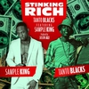 Cover of the track Stinking Rich (feat. Sample King)