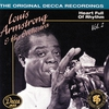 Cover of the album Louis Armstrong & His Orchestra, Vol. 2 (1936-1938): Heart Full of Rhythm