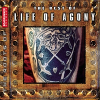 Couverture du titre The Best of Life of Agony