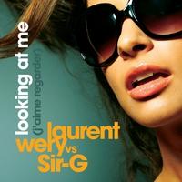 Couverture du titre Looking At Me (J'aime regarder) (feat. MC Six & Chantal Kashala) - Single