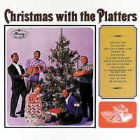 Cover of the track Christmas with the Platters