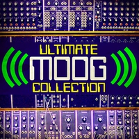 Cover of the track Ultimate Moog Collection