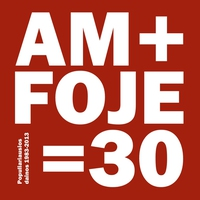 Cover of the track Am+Foje=30