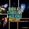 Couverture de l'album Pressure (Remixes), Pt. 1