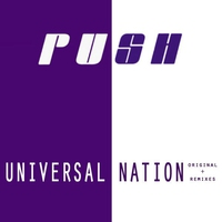 Cover of the track Universal Nation (Original + Remixes)