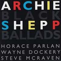 Cover of the track Black Ballads