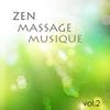 Cover of the album Zen Massage Musique vol.2 - musique zen de fond pour massage, bien-être et detente
