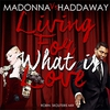 Cover of the track Living For (What Is) Love