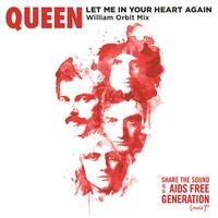 Couverture du titre Let Me In Your Heart Again (William Orbit Mix) - Single