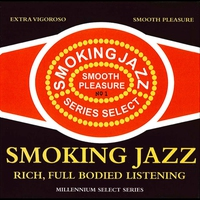 Couverture du titre Smoking Jazz