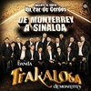 Cover of the album De Monterrey a Sinaloa