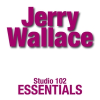 Cover of the track Jerry Wallace: Studio 102 Essentials