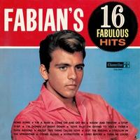 Couverture du titre Fabian's 16 Fabulous Hits