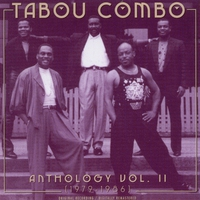 Cover of the track Anthology, Vol. II