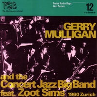 Cover of the track The Complete Verve Gerry Mulligan Concert Jazz Band Sessions