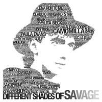 Cover of the track Different Shades of Savage