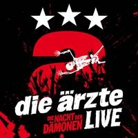 Couverture du titre Die Nacht der Dämonen (Live)
