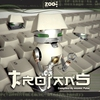 Cover of the album Trojans - Compiled by Atomic Pulse