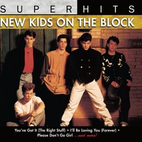 Couverture du titre New Kids On the Block: Super Hits
