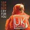 Couverture de l'album Cry for You (Exclusive New UK Remixes)