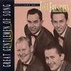 Couverture de l'album Great Gentlemen of Song: Spotlight On the Four Freshmen