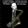 Couverture de l'album Lester Young: The Complete Savoy Recordings