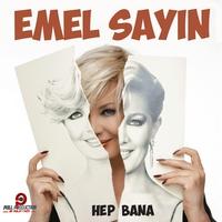 Cover of the track Hep Bana - Single