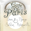 Cover of the album Cafe De Paris: Jean Sablon & Django Reinhardt