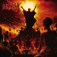 Cover of the track To Hell With God