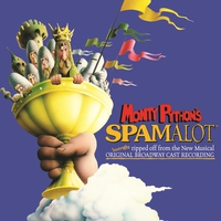 Cover of the track Spamalot (Original Broadway Cast)