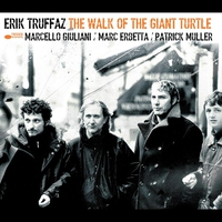 Couverture du titre The Walk of the Giant Turtle