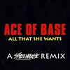 Cover of the album All That She Wants (A Spitzenklasse Remix) - Single